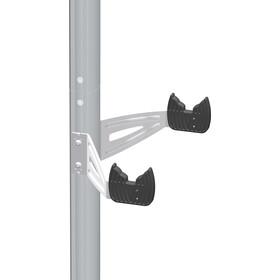Feedback Sports Velo Home Base Fietsstandaard voor 2 Fietsen, zilver